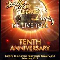 Strictly – Live Tour 2017